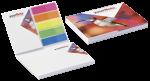 Carnet Note repositionnable couverture souple