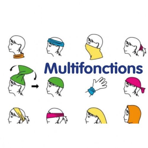 Bandana Multifonctions