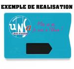 Porte Carte Bancaire Quadri Français