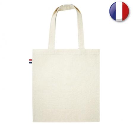 Tote Bag France 180gr coton certifié