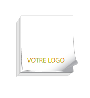 Note Repositionnable 75x75 50 feuilles